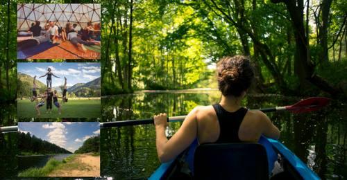 Rivercamp Foto